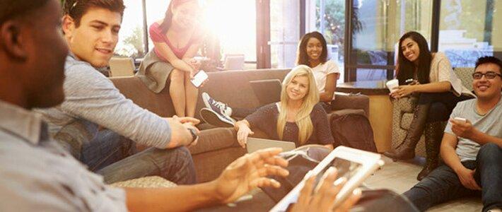 Enhancing networking skills